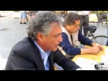 L'Ora X a Ostia: Paolo Orneli (Assessorato sviluppo economico Regione Lazio)