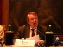"""Pascal Salin (Università di Parigi) - """"Europa Atto Secondo"""" Proposta EuroRazionalista"""