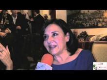 """Patrizia Mirigliani ad """"Arte e Bellezza"""" organizzato da IL CANTIERE"""