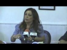 """Intervento di Paula Filipe de Jesus - Convegno """"Una breccia nel Lungomuro di Ostia"""""""