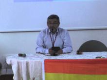 Padre Pedro Labrin S.J. (Christian Life Community Chile)