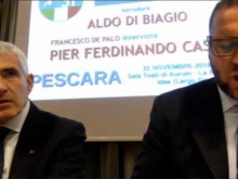 Referendum Costituzionale 2016: Francesco De Palo intervista Pier Ferdinando Casini (Centristi x il Sì)