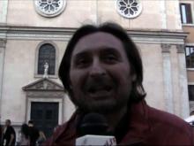 """Pier Paolo Segneri - """"A subito"""": piazza Navona saluta Marco Pannella"""