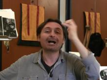 L'ATTORE, L'UOMO e LA MASCHERA - Parte 2 : L'UOMO, intervista al regista Pier Paolo Segneri