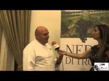 Intervista a Pietro Zito - Gala Dinner a Palazzo Rospigliosi per il Nero di Troia