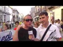 Intervista a Porpora Marcasciano (M.I.T.) - Calabria Pride 2014 (Reggio Calabria)