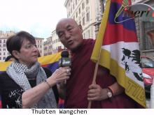 Dialogue4peace-tibet - Thubten Wangchen in Rome, 30th Oct, 2019 (eng)