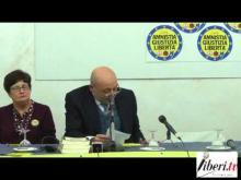 Presentazione lista radicale Amnistia Giustizia Libertà per la Camera in Calabria 09/02/13