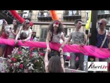 Pride Nazionale Palermo 22 Giugno 2013 - Immagini