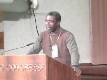 Intervista a Prince Maxwho Obayangbon - XIII Congresso Radicali Italiani