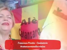 Francesca Prestia - Cantastorie - #catanzaronondiscrimina