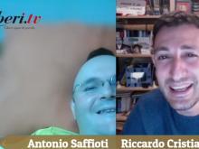 Antonio Saffioti e Riccardo Cristiano - Chi ci capisce (a noi due) è bravo !  Chiacchierata in libertà! 13 aprile 2019