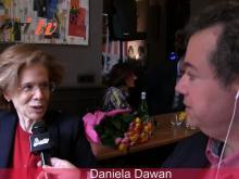 """Daniela Dawan autrice de """"Qual è la via del vento"""", edizioni e/o - IUSARTELIBRI"""