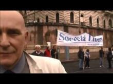 Quinta Marcia per la Libertà dei popoli oppressi - Intervista a Alessando Litta Modignani e comizio di chiusura