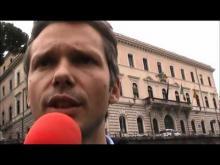 Quinta Marcia per la Libertà dei popoli oppressi - Interviste a Edoardo de Blasio