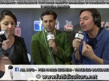 Vincenzo Bocciarelli e Pier Paolo Segneri intervistati da Sara Col su Radio Radio