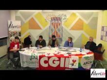 Riccardo Cristiano (Presidente di Liberi.Tv) - CGIL per i diritti della comunità LGBT 13/12/12 Catanzaro