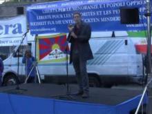 Intervento di Riccardo Magi - IX Marcia Internazionale per la Libertà