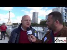 Intervista a Riccardo Pedrizzi - VII Marcia Internazionale per la Libertà