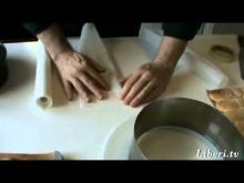 """""""Charlotte ai lamponi"""" - Ricetta della torta Liberi.tv"""