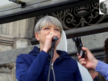 Intervento di Rita Bernardini. V Marcia per l'Amnistia - Pasqua 2017
