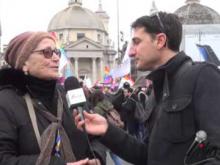 Rita De Santis (A.GE.D.O.) - Ora Diritti alla meta! Roma 5 Marzo 2016