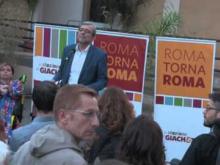 Roberto Giachetti nel comizio di apertura della campagna elettorale cita il Municipio Roma VII