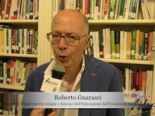 """Intervista a Roberto Guarasci - """"Intelligence e magistratura: la collaborazione necessaria"""" - Università d'Estate a Soveria Mannelli"""