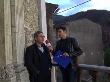 Presepi nel Borgo 2017 Conflenti (Cz) - Intervista a Roberto Marotta