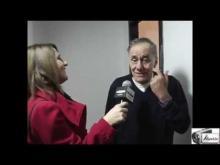 """""""L'Energia del Sorriso"""": Jana Cardinale intervista Roberto Vecchioni"""