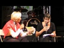 Evento-concerto organizzato dal Comitato RomaSìMuove (4) - Serena Dandini ed Emma Bonino
