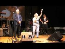 Evento-concerto organizzato dal Comitato RomaSìMuove (3) - Serena Dandini, Stefano Leoni (WWF) e Mina Welby