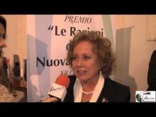 """Intervista a Rosanna Vaudetti - """"Le Ragioni della Nuova Politica"""" XII edizione"""
