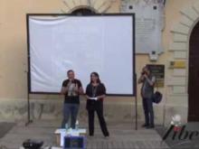 """""""Parole, parole, parole…"""" Rosario Piccioni e Aquila Villella incontrano i cittadini di Lamezia Terme(Cz) 10/07/17"""