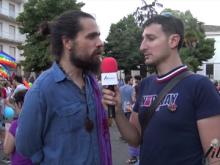"""Cosenza Pride 2017. Intervista a Salvatore Belfiore, Comitato """"Diversi Uguali"""""""