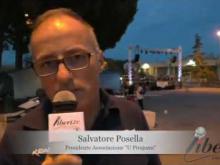 "Intervista a Salvatore Posella - Presidente Associazione ""U Pirajunu"" - Borgia (CZ) 19 agosto 2017"