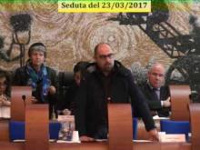 Salvatore Vivace - Assessore Politiche dell'Urbanistica, Lavori Pubblici, Parcheggi e Alberature Stradali.