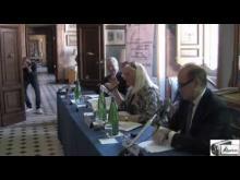 """Sara Iannone (L'Alba del Terzo Millennio) - Apertura del Simposio """"Anziani una risorsa da valorizzare"""""""