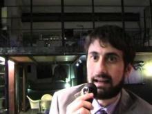 """Intervista a Francesco Lioce curatore del romanzo di Piergiorgio Welby """"Ocean Terminal"""""""