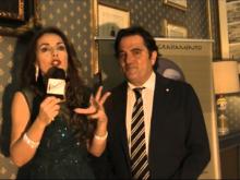 Saverio Vallone - Festa del Ringraziamento 2016 a Palazzo Ferrajoli