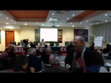 Sesto Congresso Cgil Catanzaro Lamezia 2014 prima giornata