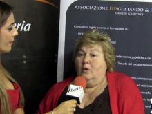 """Silvana Campisi Presidente di Prodomed per IUS Gustando - """"Rosso: per Amore, solo per Amore"""""""
