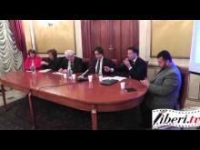 """""""STATO E CRIMINALITA'"""" Un rapporto non sempre dicotomico - Reggio Calabria 23/03/15"""