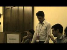 Fasi dello scrutinio e Proclamazione degli eletti alle cariche statutarie - XII Congresso di Radicali Italiani