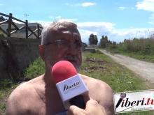 Atti vandalici alla Gurna di Caronte - Interviste sul posto