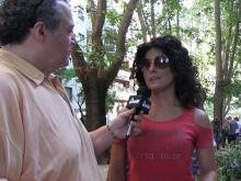 Stefania Mulè - Rita Atria, Ventisette anni di Memoria Attiva - 26 luglio 2019, Roma via Amelia 23