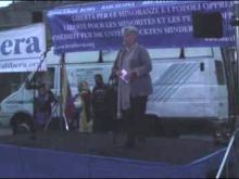 Intervento di Stefania Fuscagni - IX Marcia Internazionale per la Libertà