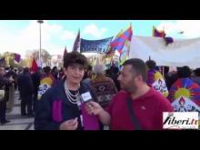 Intervista a Stefania Fuscagni - VII Marcia Internazionale per la Libertà