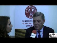 Stefano Berni, Presidente del Consorzio Tutela Aceto Balsamico di Modena IGP