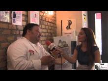 Stefano Callegari, chef e re dello street food di Testaccio con il Trapizzino - Formaggi al Centro